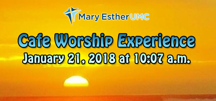 Cafe Worship Experience