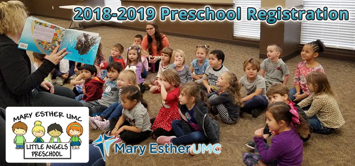 Little Angels Preschool Registration