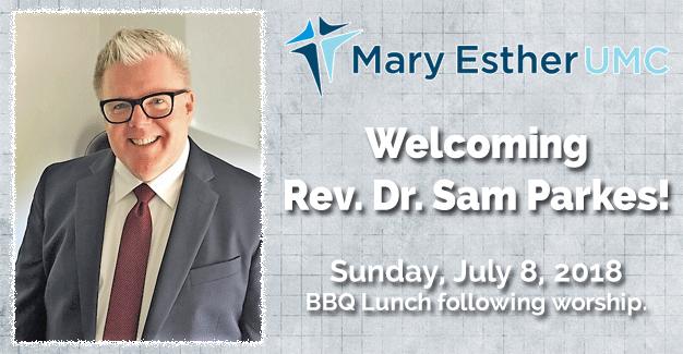Rev. Dr. Sam Parkes