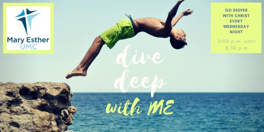 Dive Deep with ME