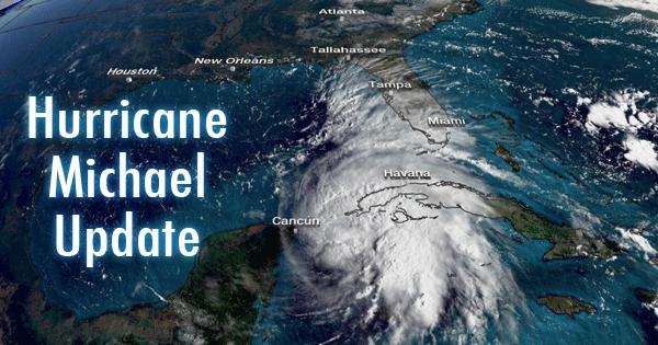 Hurricane Michael Update