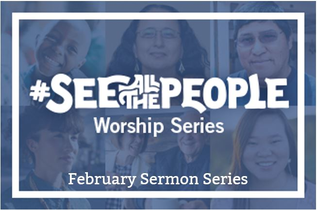 See All the People Sermon Series 2019