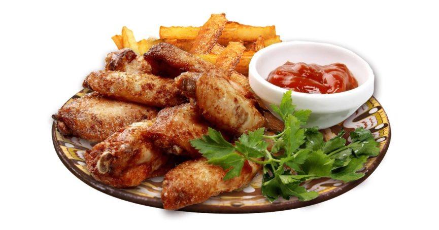 chicken luncheon