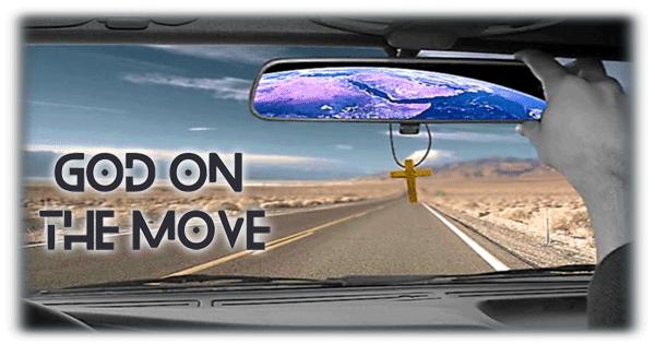 Lenten Devotional 2019: God On the Move