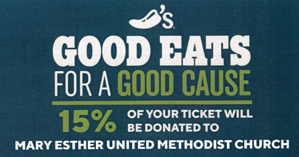 Chili's Good Eats for a Good Cause