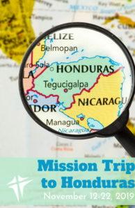 Mission Trip to Honduras