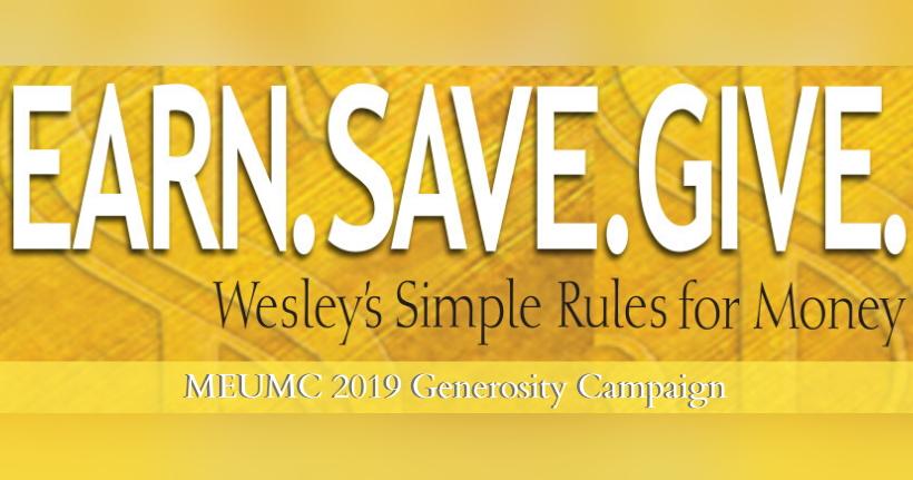 Earn Save Give