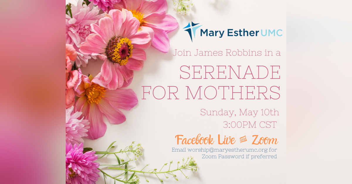 Serenade for Mothers