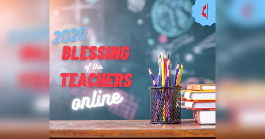2020 Blessing of the Teachers