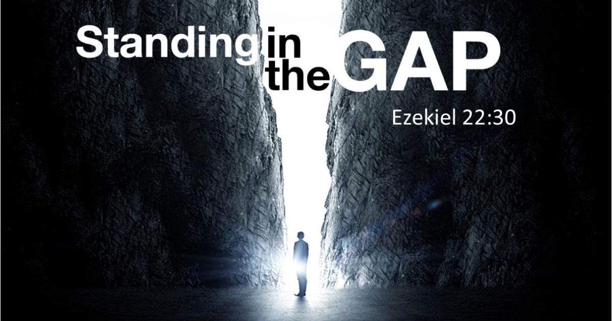 Stand in the Gap