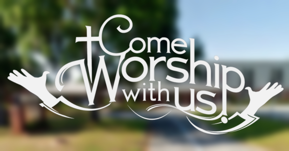 Come Worship with Us at Mary Esther UMC