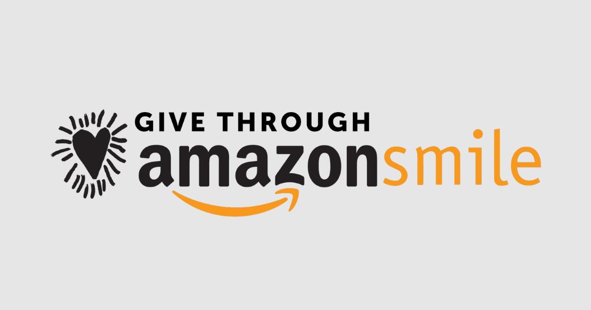 Give Through AmazonSmile