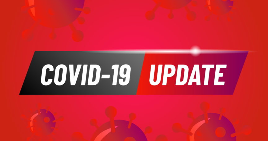 update COVID-19 policies