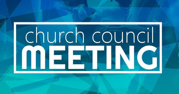 Church Council Meeting