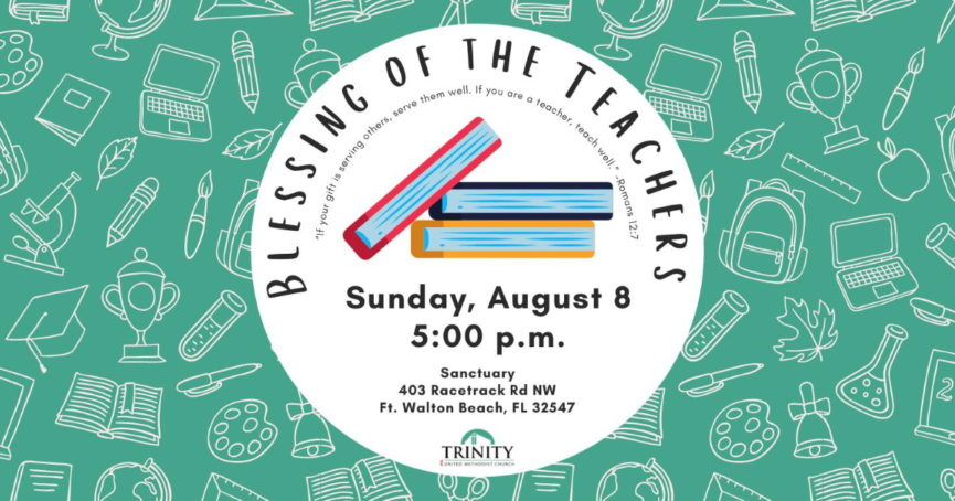 Blessing of the Teachers